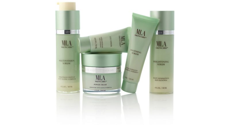 MLA Skin Care Products
